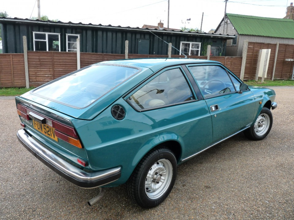 Alfasud Sprint Veloce For Sale - Alfa romeo alfasud for sale