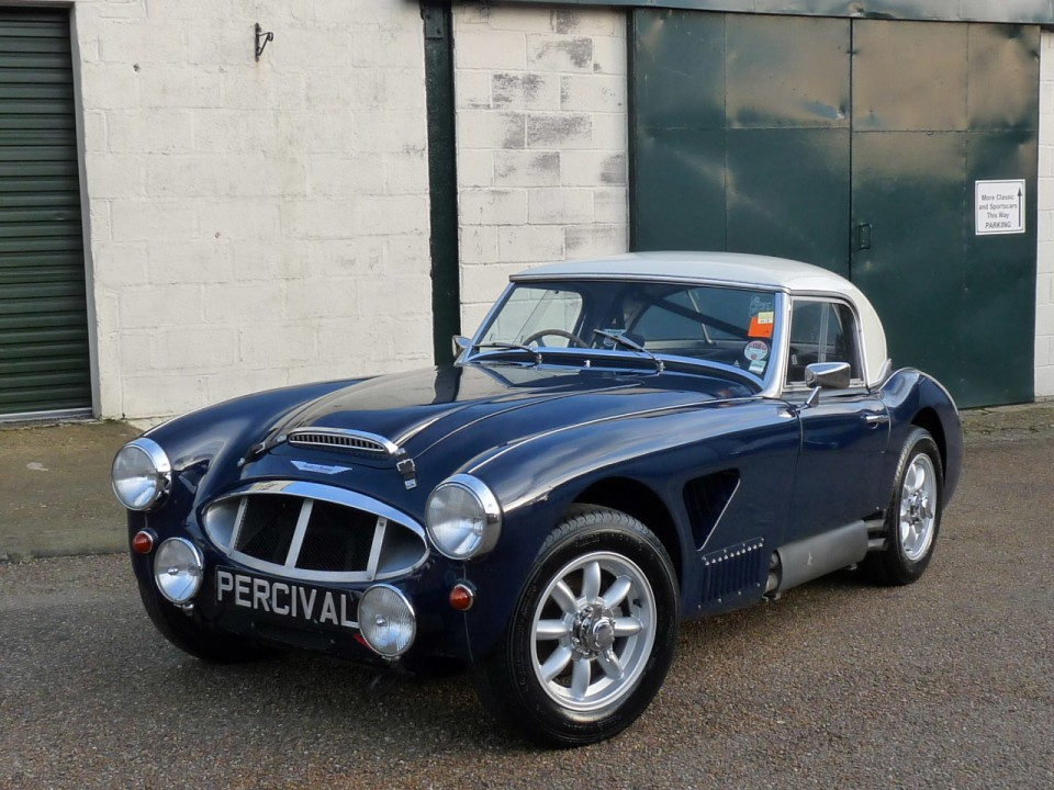 Austin Healey For Sale >> Austin Healey Road/Rally car For Sale