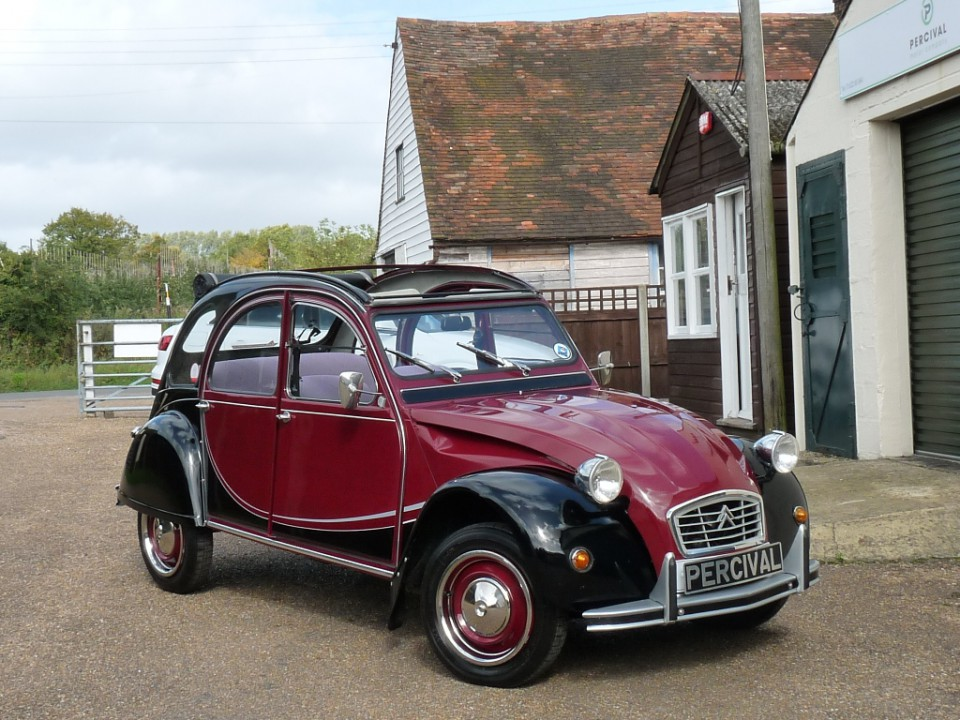 citroen 2cv charleston for sale. Black Bedroom Furniture Sets. Home Design Ideas