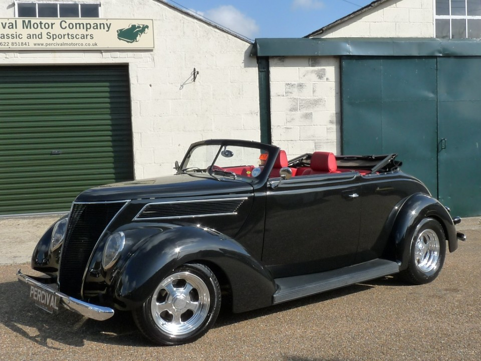Ford Club Cabriolet Hot Rod For Sale