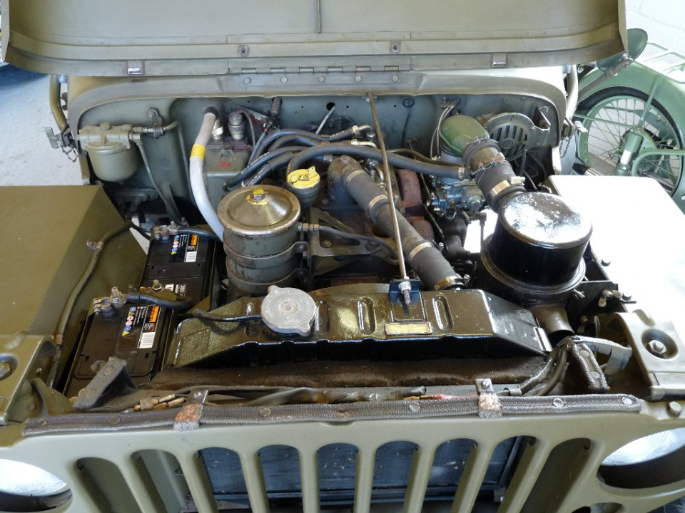 Hotchkiss M201 Military Jeep For Sale