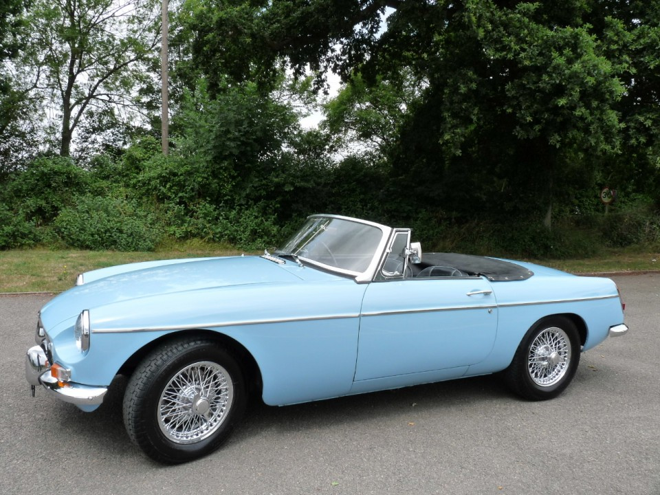 1965 MGB roadster Mk1 For Sale