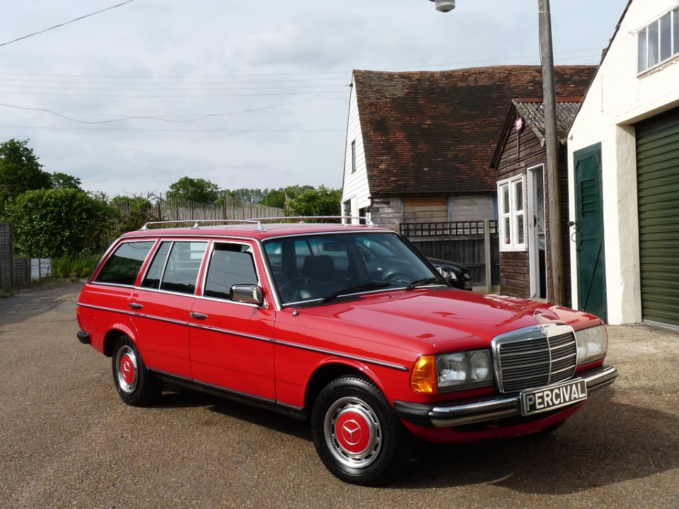 Mercedes 230 te w123 for sale for Mercedes benz w123 for sale