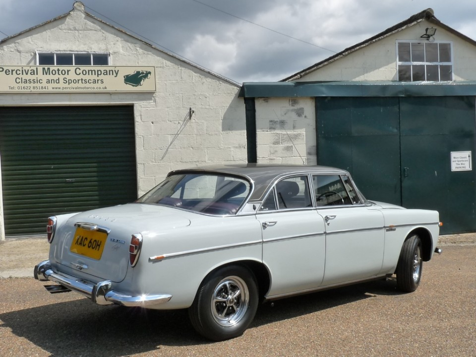 1970 Rover 3 5 Litre P5b Coupe For Sale