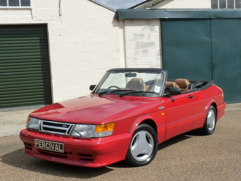 saab 900 turbo 16s convertible for sale. Black Bedroom Furniture Sets. Home Design Ideas